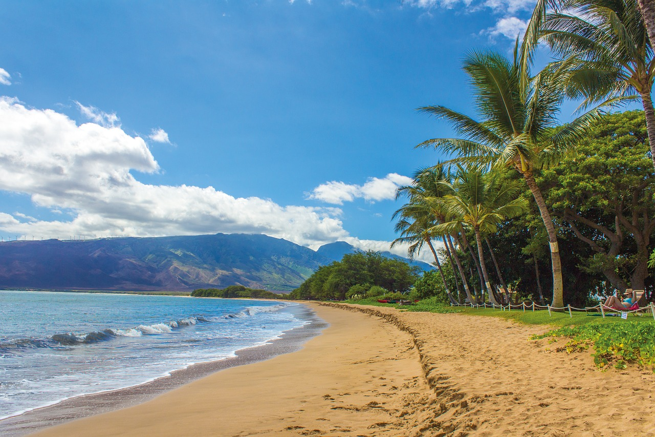 Book a gorgeous timeshare in Maui!