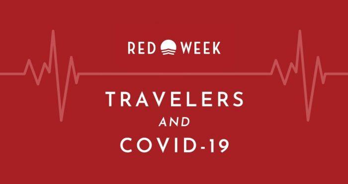 Coronavirus Travel Alert