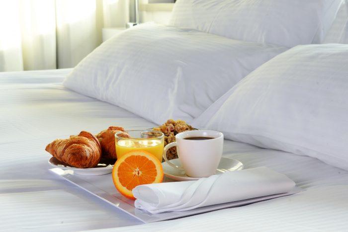Room Service Changes